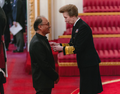 featured thumbnail for post MBE Awarded To Ajay Gudka – Founding Trustee of BEHT